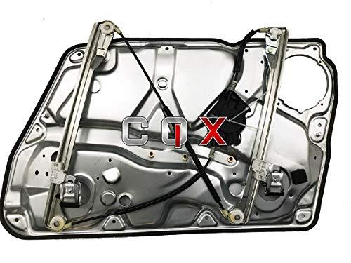 CQX Leve Vitre Avant Gauche VW Passat 3B2 3B3 3B5 3B6.96-05+ Plaque comple=3B1837461