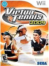Jogo Virtua Tennis 2009 - Wii