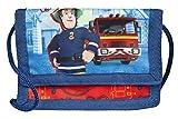 Feuerwehrmann Sam Geld-/Brustbeutel m. Headerkarte