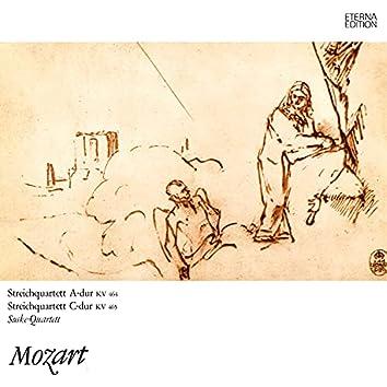 Mozart: Streichquartette No. 18 & 19