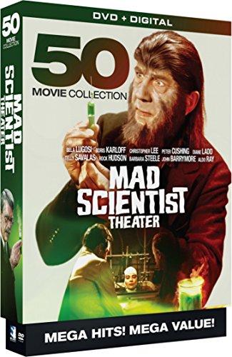 Mad Scientist Theatre - 50 Movie MegaPack