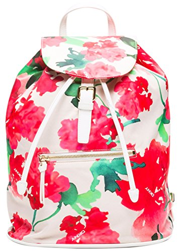 DKNY Donna Karan Fashion Rucksack Active Poppy Print mehrfarbig