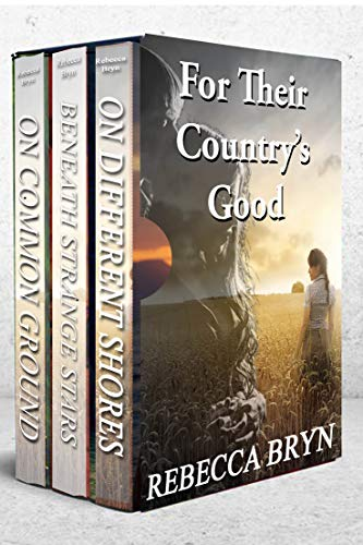 Book: For Their Country's Good Box Set - Exiled to Van Diemen's Land for their country's good by Rebecca Bryn