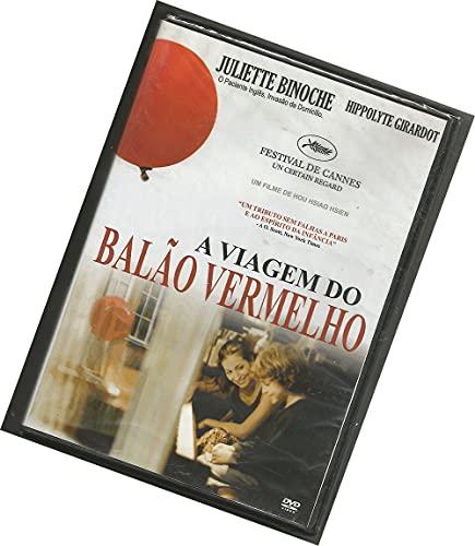 A Viagem Do Balão Vermelho Com Juliette Binoche