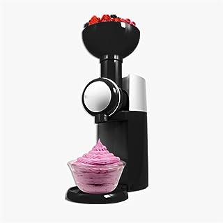 BJH Machine à crème glacée, Mini Machine à crème glacée entièrement Automatique aux Fruits, opération Simple en Une Seule ...
