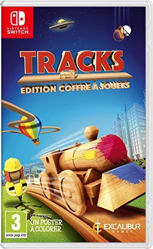 Tracks Edition Coffre à Jouets (Nintendo Switch)