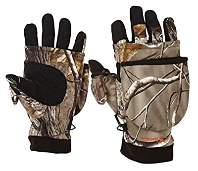 Absolute Outdoor Arctic Shield 3-in-1 System Gloves