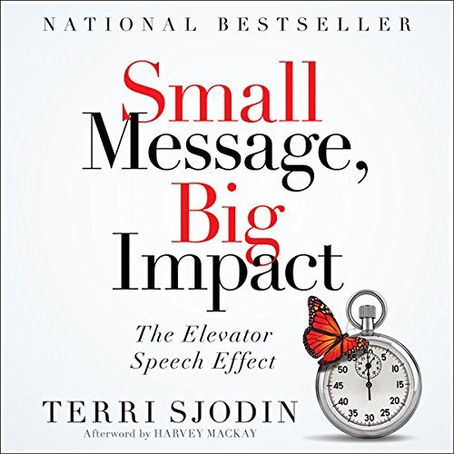 Small Message, Big Impact audiobook cover art