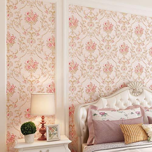 Home fluoreszierende Dachliebe Applikation Fensterstil Schlafzimmer Wohnzimmer TV Hintergrundkleber selbstklebende Tapete