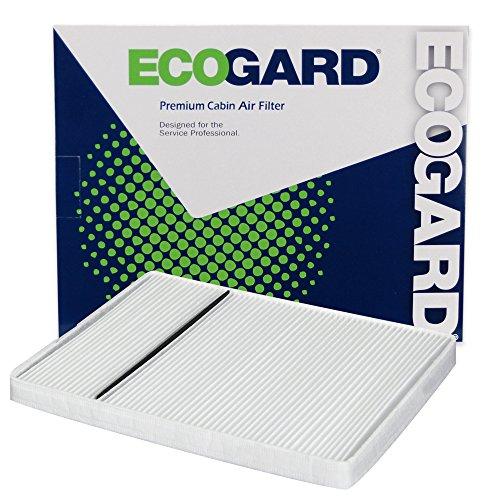 ECOGARD XC35448 Premium Cabin Air Filter Fits Buick LeSabre 2000-2005, Lucerne 2006-2011   Cadillac DeVille 2000-2005, DTS 2006-2011   Oldsmobile Aurora 2001-2003   Pontiac Bonneville 2000-2005