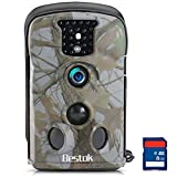 Bestok Trail Hunting Camera Wildlife Deer Game Cam12MP Night Vision 120 Full HD 2.4 LCD Screen PIR...