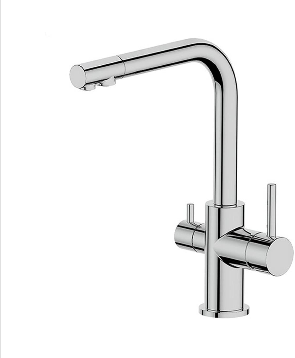 HH faucet new kitchen faucet low lead basin faucet copper single-link environmental faucet mixing faucet bathroom suite