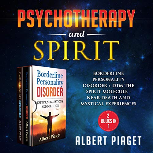 Psychotherapy and Spirit cover art