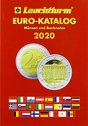 Euro-Katalog 2020. Münzen und BanknotenMünzenkatalog 2020: Euro-Münzen-und Bankkatalog 2020