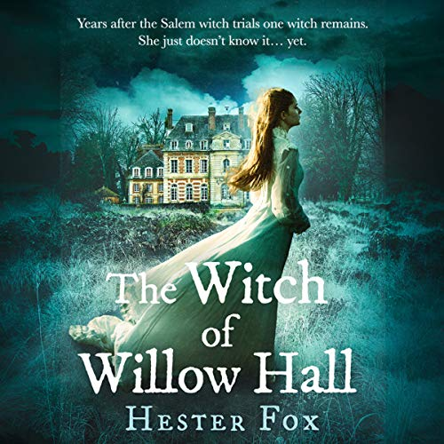 The Witch of Willow Hall audiobook cover art