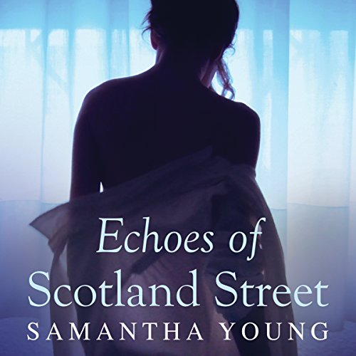 Echoes of Scotland Street audiobook cover art
