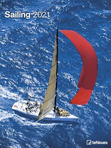 Sailing 2021 - Foto-Kalender - Poster-Kalender - 48x64 - Segeln - Meer
