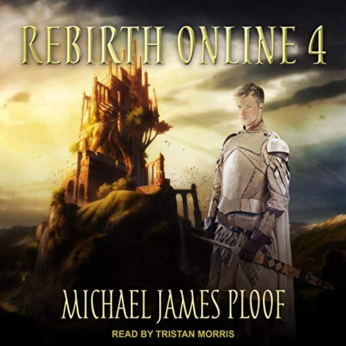 Rebirth Online 4 cover art