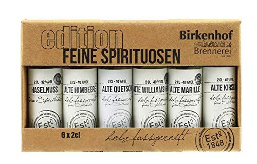 BIRKENHOF Brennerei -Tasting-Set Edition: