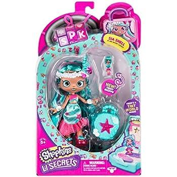Shopkins Lil' Secrets Shoppies Dolls - Sia Sh | Shopkin.Toys - Image 1
