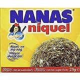 Nanas Niquel - Rizo - [Pack de 6]