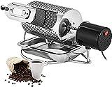 XJYDS Máquina de Tostado de café de Frijol de café RoASTE 600G Rodillo de café Máquina de Tostado de Tostado de la máquina de Tostado, Secado del Grano de la casa, máquina de Tostado de Nuez, 110V