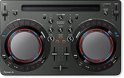 Pioneer Pro DJ, Black (DDJ-WeGO4-K) from Pioneer Pro DJ