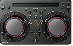 Easy to connect by simply plugging the DDJ-WeGO4 into your PC,  MAC, tablet or smartphone with a USB cable or Lightning cable Compatible with WeDJ  Pioneer's easy-to-use DJ performance app for iPad Free rekordbox dj license key bundled with this cont...