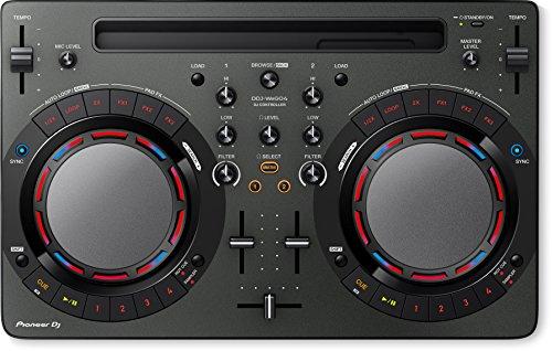 Pioneer Pro DJ, Black (DDJ-WeGO4-K)