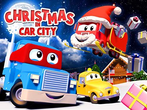 Christmas in Car City - Noël à Car City