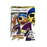 Indiana Jones Monkey Man Mighty Muggs - Figura de acción (15 cm)