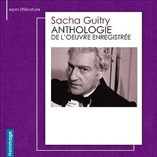 Couverture de Anthologie de l'œuvre enregistrée