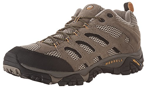 Merrell mens Moab Ventilator Hiking Shoe Walnut 9 M US