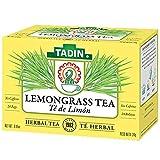 Lemongrass Lemon Tadin Tea - Te De Limon - Premium Tea for Nerves - PACK OF 2