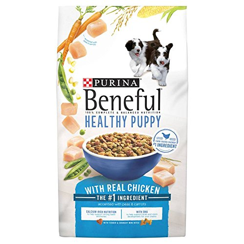 Purina Beneful Healthy Puppy with Real Chicken...