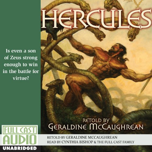 Hercules audiobook cover art