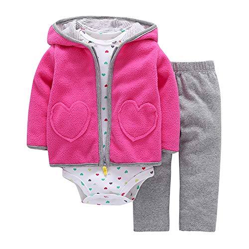 Winter Clothes Set for Baby Girl Ju…