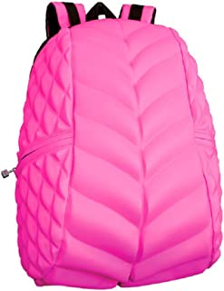 Madpax Full Scale Color Think Pink School Urban Full Pack Book Bag Backpack