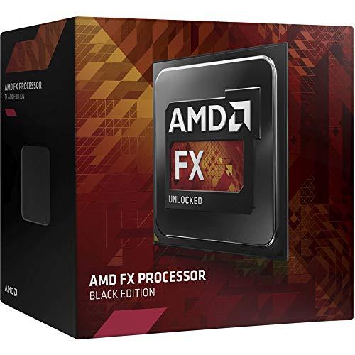 AMD FX -4300 - Procesador (AMD FX, 3,8 GHz, Socket AM3+, PC, 32 NM, FX-4300)