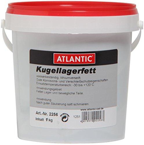 Atlantic Kugellagerfett 1 kg Eimer (2256)