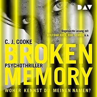 Broken Memory Titelbild