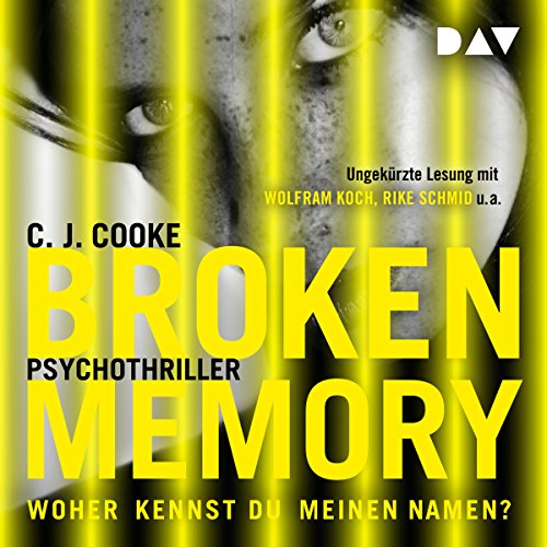 Broken Memory cover art