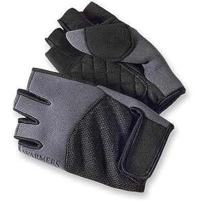 Warmers - Neomesh 1/2 Glove - Medium - Black