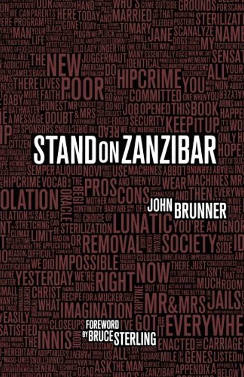 救い習慣器官Stand on Zanzibar