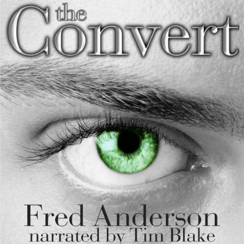 The Convert audiobook cover art
