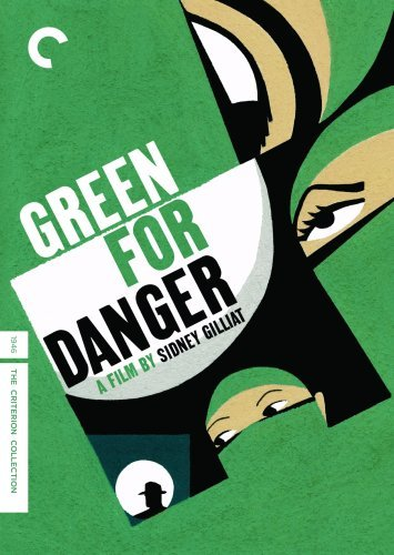 Green for Danger (Criterion Collection) [DVD] [1946] [Region 1] [US Import] [NTSC]