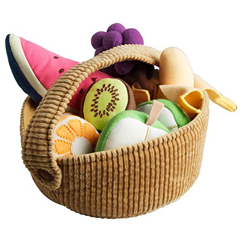 9piece Fruit Basket Set Soft
