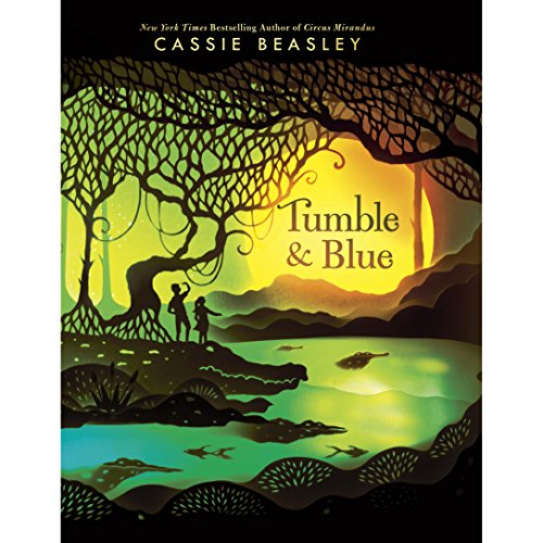 Tumble & Blue audiobook cover art