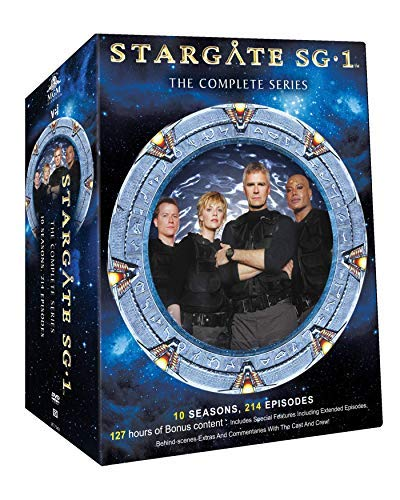 Stargate SG-1 – The Complete Series 'New Super Clean Picture'