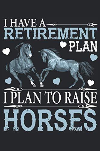 Cuaderno: caballo, caballos, equitación, carreras de caballos, deporte ecuestre,: 120 páginas alineadas: cuaderno, cuaderno de bocetos, diario, para ... reservar, planificar, organizar y nota.